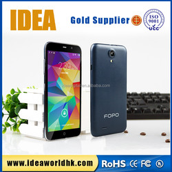6 inch dual core/quad core 3g smart phone with android os and IPS panel