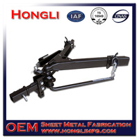 Hangzhou hongli ISO 9001 High Quality OEM hydraulic trailer hitchs