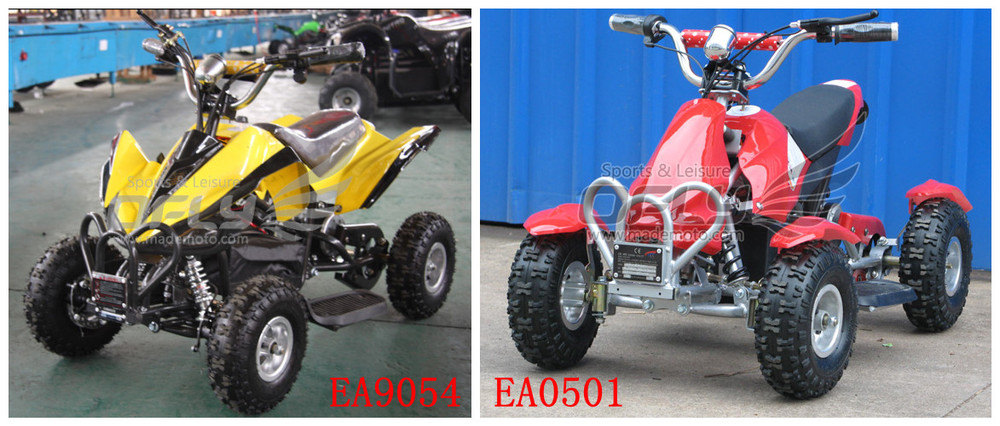 Electric ATV Quad Bike EA0501-yellow_
