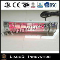 220v CE,GS,ROHS Approved Yoga Room Infrared Heater