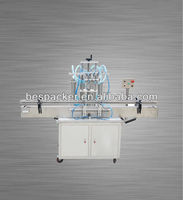 Asphalt filling machine
