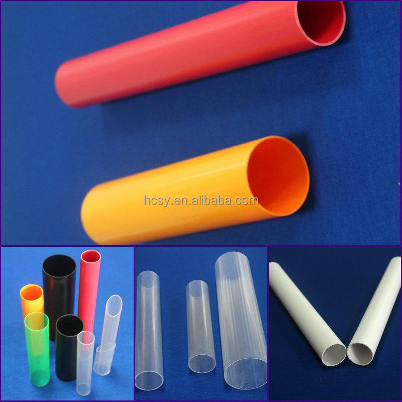 Colored extrusion plastic pvc pipe for Buy plastic pipe