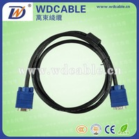 Wholesale high quality vga rca cable for portable TV