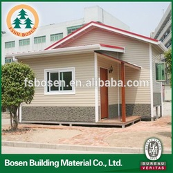fashion cheap mobile villa homes house prices made in china direct selling