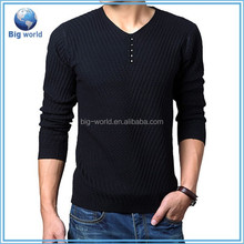 Fashion Sweater Korean Style Chinese Clothing Manufacturers Men Pullover Sweater