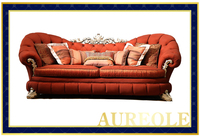 AK-3163 Hot China Products Wholesale Living Room Rosewood Sofa Set