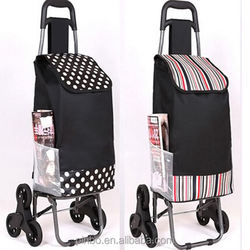 Custom Lightweight Foldable Shopping Trolley