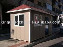 SPECIAL DESIGNED PREFABRICATED CONTAINER HOUSE