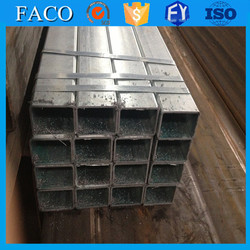 Tianjin gi square rectangular pipe ! galvanized steel construction houses gi pre galvanized steel pipe/gas pipe