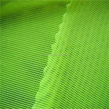 82% nylon and 18% spandex mesh fabric for garment