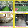 Sans solvant polyuréthane parole peinture / revêtement pour Garage de l'usine