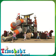 HSZ-KP5067B cheap playhouses for kids outdoor, outdoor playground equipments