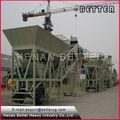 De diseño profesional móvil concreto premezclado seco de la planta de proceso por lotes,