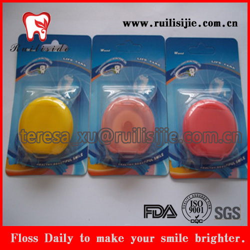 Personalized Nylon/PTFE/UHMWPE/High Dacron Dental Floss