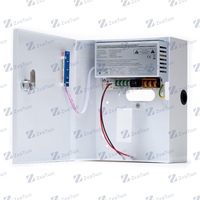 12volt 5amp power supply gate access control system 12vdc power supply unit for door access