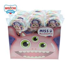 WISICHI marshmallow lollipop 30g twisted mallow POP