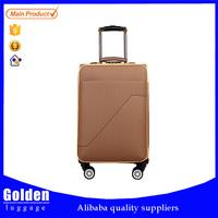 2015 various choice luggage fashion man and lady luggage set