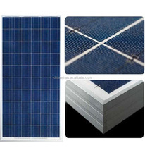High Quality 25W Poly Semi Flexible Solar Panel with certificate CE TUV