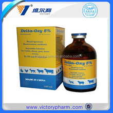 Oxytetracycline Injection Long Active for camel sheep cattle
