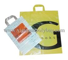Shopping plastic bags wholesale/garment