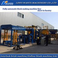 China Machinery QT10-15Hollow Brick Making Machine Alibaba Express from Linyi Wante Machinery Co.,Ltd