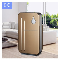 Portable Installation and air Ionizer type HEPA air purifier
