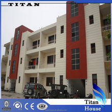 Dubai Luxury Light Steel Apartments with 3-Storey for Sale