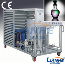 Perfume making machine, perfume freezing equipment for perfume production line