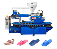 New type PVC/PCU Flip Flop slipper making machine/PCU shoes machine