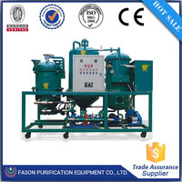 Easy to control 98% high yield machine for recycling used motor oil from diesel motors