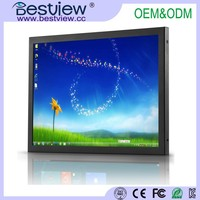 """WIN7 WIN8 WINXP 15"""" inch industrial PC touch screen all in one"""