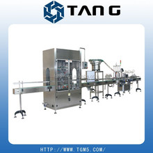 cooking oil linear filling machine production line