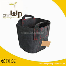 indoor greenhouse grow nonwoven agriculture plant pot cover/ wholesale fabric plant pot