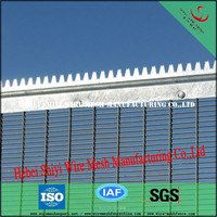 358 High Security Fencing /Anti-climb Fence for Prison