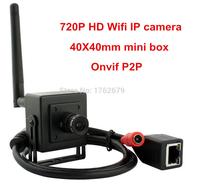 1mp H.264 1280x720 wireless hidden mini ip camera hd wifi
