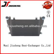 custom made vacuum brazed aluminum small intercooler exporter/ exporter in china