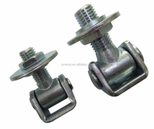Heavy duty Adjustable iron gate hinges for swing gate