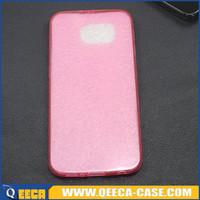 Ultra-thin 0.3mm TPU case for samsung galaxy s6, slim s6 clear tpu case