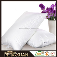 2015 new hot sale comfortable hotel duck/goose feather pillow for bed