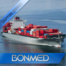 Cheap reliable International sea freight rates india