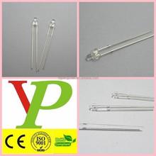 2mm nipple dip led long leg short leg high-emitting free samples
