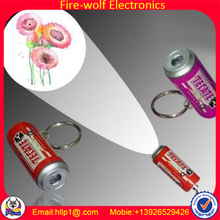 Can shape keychain,promotion can keychain,China promotion items Manufacturer & Supplier & Exporter