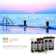 Factory direct sales waterproof and dustproof case for iphone