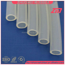Translucent White Medical Grade Silicone Tubing
