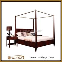 antique hotel bedroom furniture set/ hotel bed, hotel cabinte, hotel chair