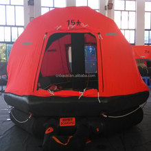 Solas Approved Inflatable Life Raft