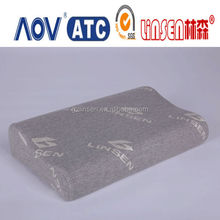 Bamboo pillow manufacturers sale private label brand memory foam pillow