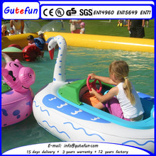 new design adult water slide high quality water hand ship