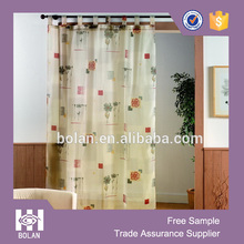 European Voile Loop Curtains for year 2015
