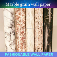 Hot sale wood/brick/marble grain Cabinet/furniture/sticker vinyl for Home/commercial decoration